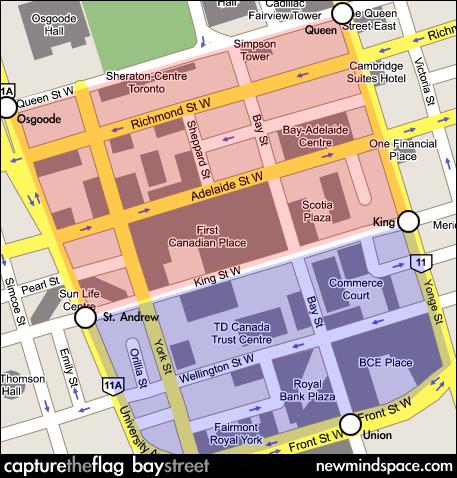 Playground's map